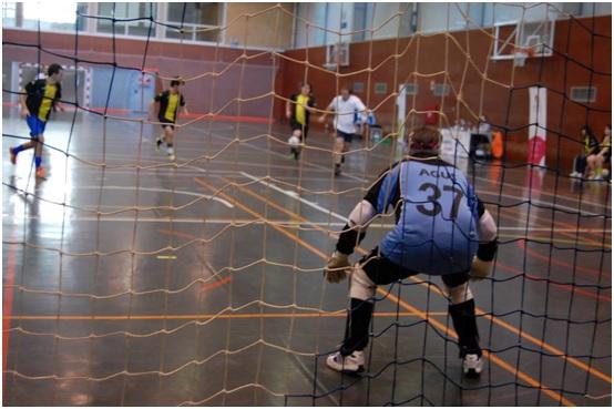 El CDM Actur recibe la VI Copa Interasociaciones de Futbol Sala