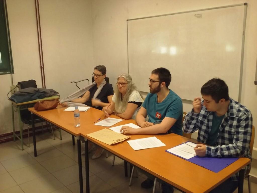 Colectivos universitarios anuncian movilizaciones en contra de la firma del convenio entre la Universidad de Zaragoza y el Arzobispado