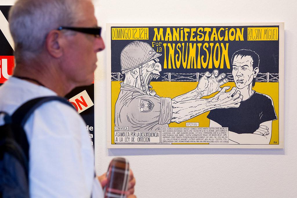 Exposición 40 años de Solidaridad Internacionalista
