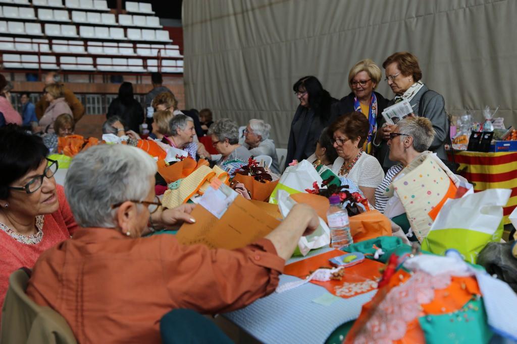 Más de 200 encajeras y encajeros participaron en el XVII Encuentro de Bolillos y VIII de Patchwork