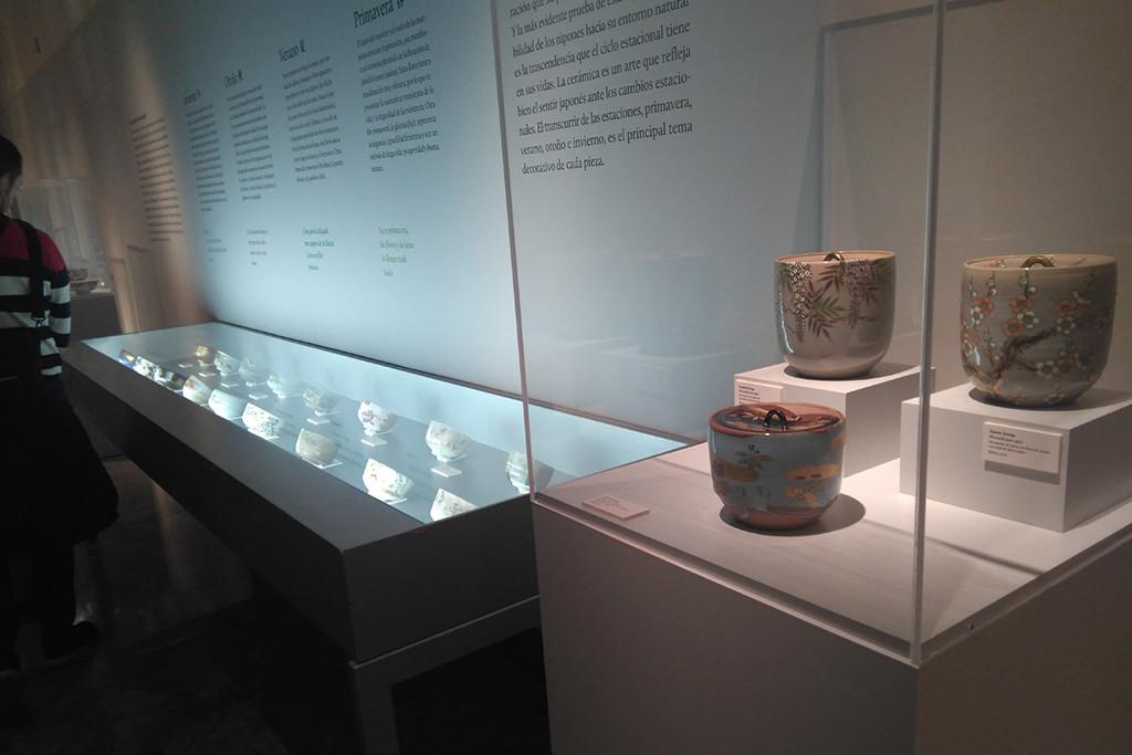 La elegancia de la tradición: exposición del ceramista japonés Tanzan Kotoge en el Museo de Zaragoza