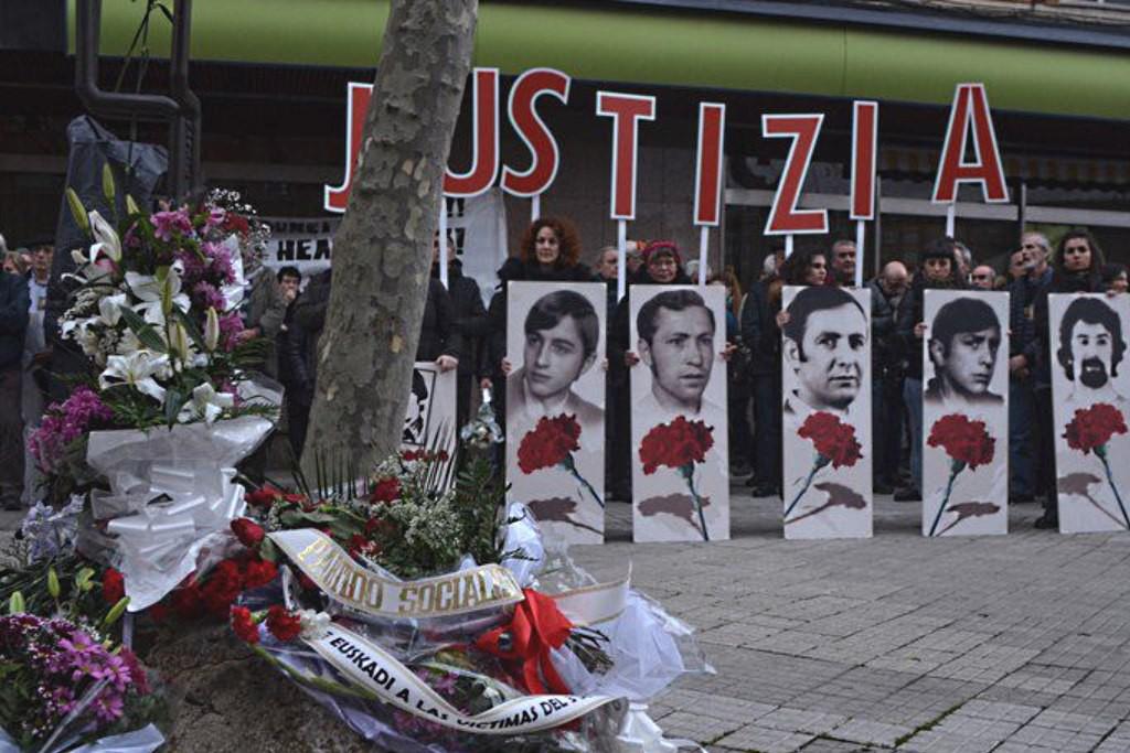 La jueza argentina María Servini pide pruebas para investigar la matanza del 3 de marzo de 1976 en Gasteiz
