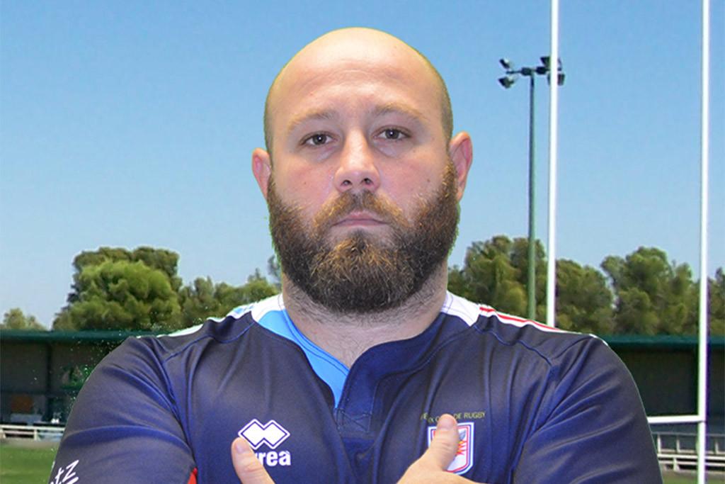 Jorge Molina renueva como técnico y jugador del Fenix Club de Rugby