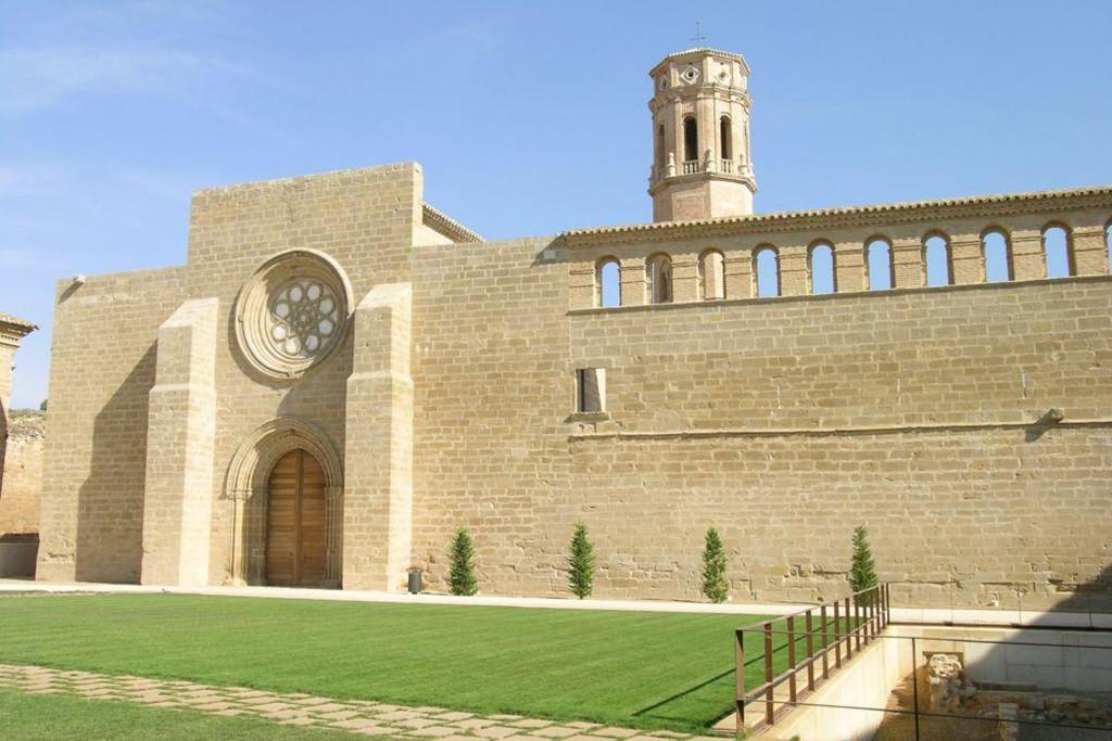 Una sentencia condena a la empresa gestora del Monasterio de Rueda a pagar más de 450.000 euros al Gobierno de Aragón