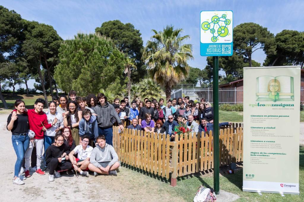 Arranca #yoleoenzaragoza con más de 150 actividades de fomento de la lectura y escritura