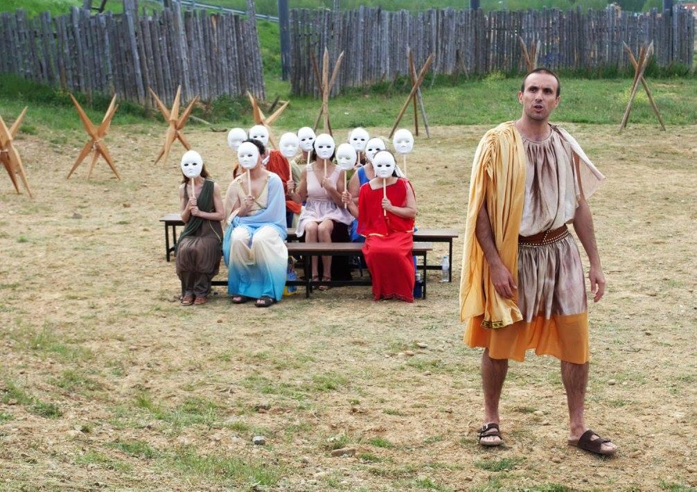 Garray acoge la celebración del III Festival de Teatro Amateur Prima Festum