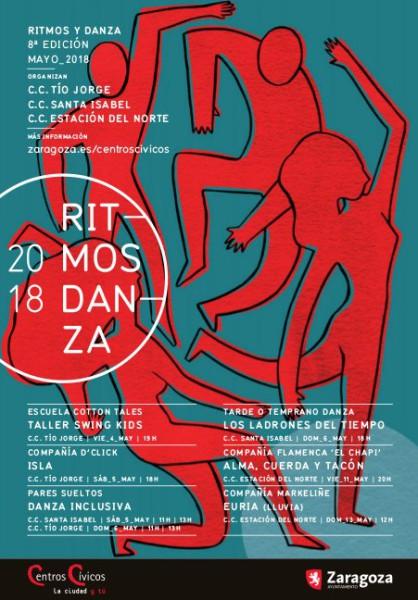 Foto: Programa Ritmos y Danzas