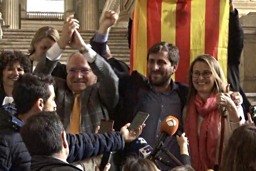 La justicia belga rechaza la extradición de los exconsellers exiliados en Bélgica