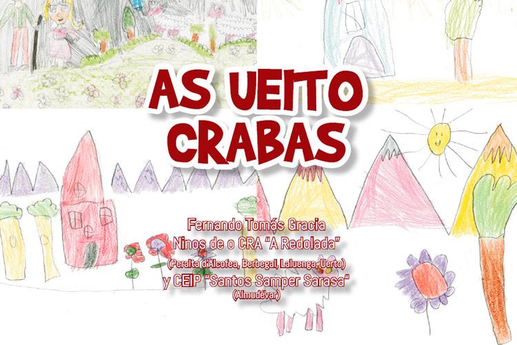 """""""As ueito crabas"""", un cuento ilustrado por escolares que estudian aragonés"""