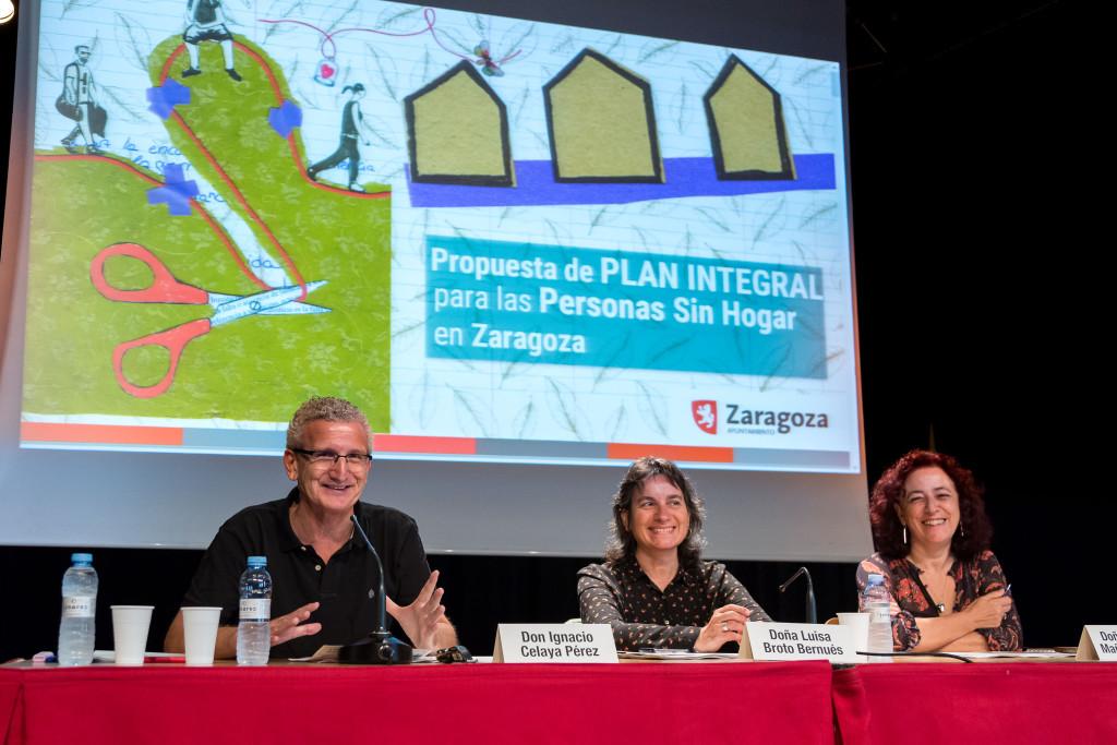 Unas 1.978 personas sin hogar utilizaron el albergue de Zaragoza en 2017