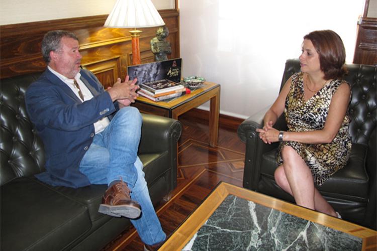 Sagunt y Teruel exigen que Europa financie el Corredor Cantábrico-Mediterráneo