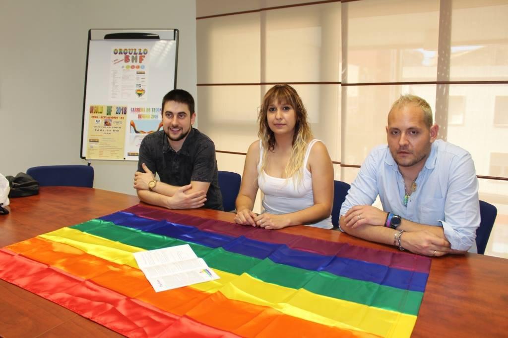 Arranca el Orgullo BNF18 con la I Caravana LGTBIQ+ Rural que recorrerá el Alto Aragón