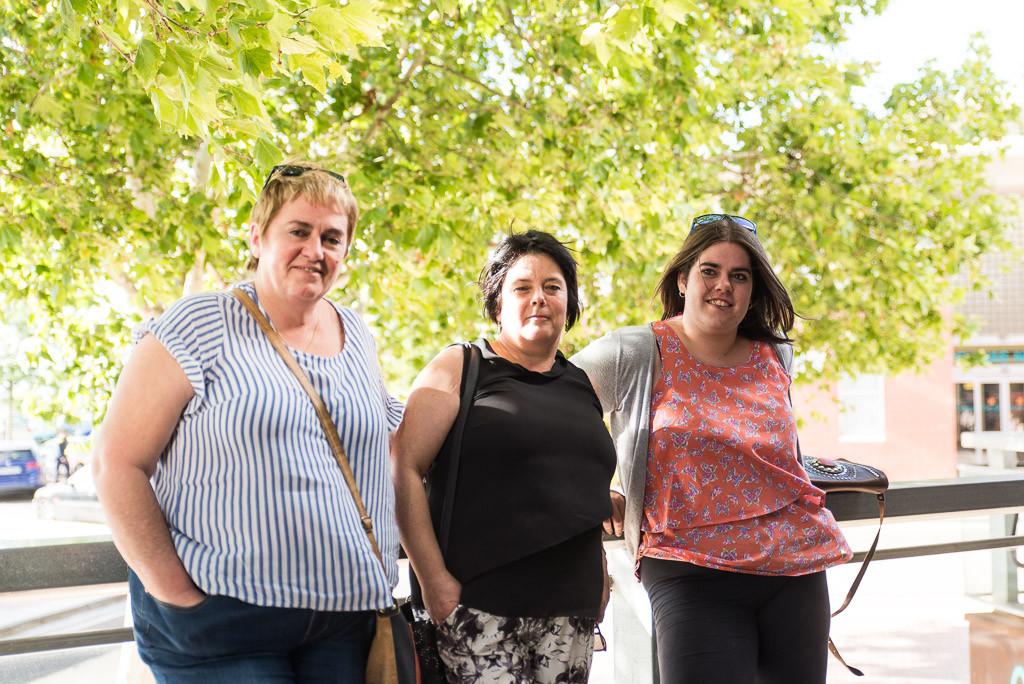 """Madres de Altsasu: """"Que el juicio fuera público nos ha beneficiado porque se han podido ver las vergüenzas de la Audiencia Nacional"""""""