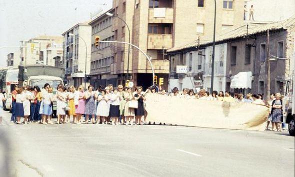 La Asociación Vecinal de Casetas celebra su 50 aniversario