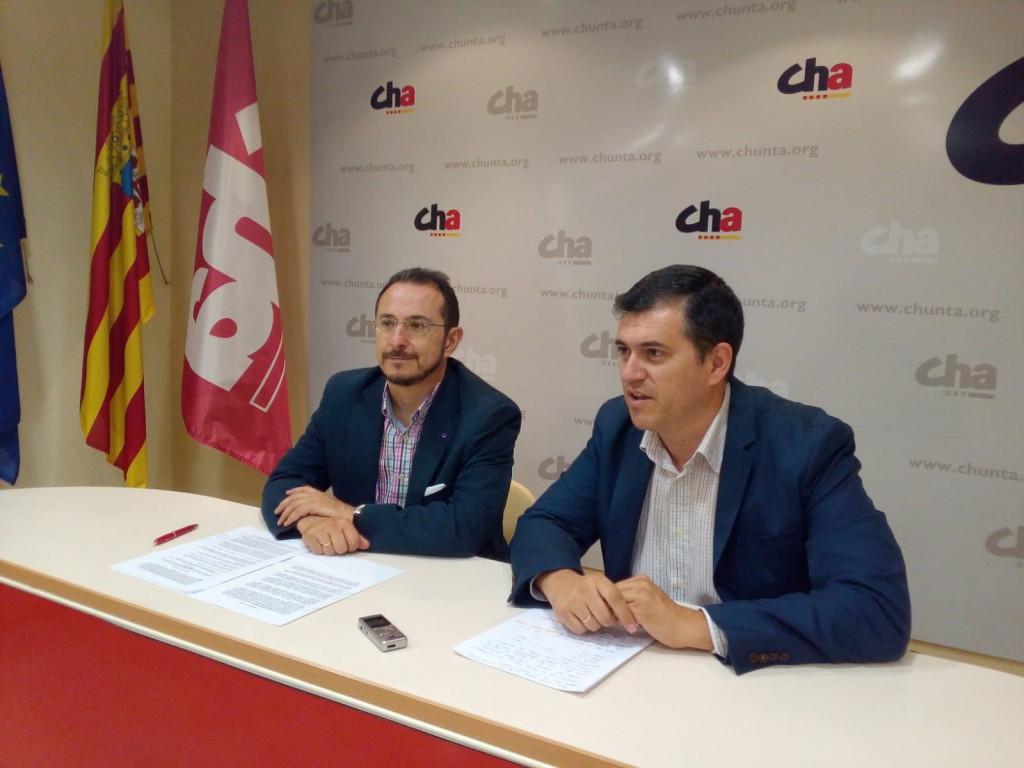 CHA reclama que Europa y el Gobierno español actúen contra la despoblación