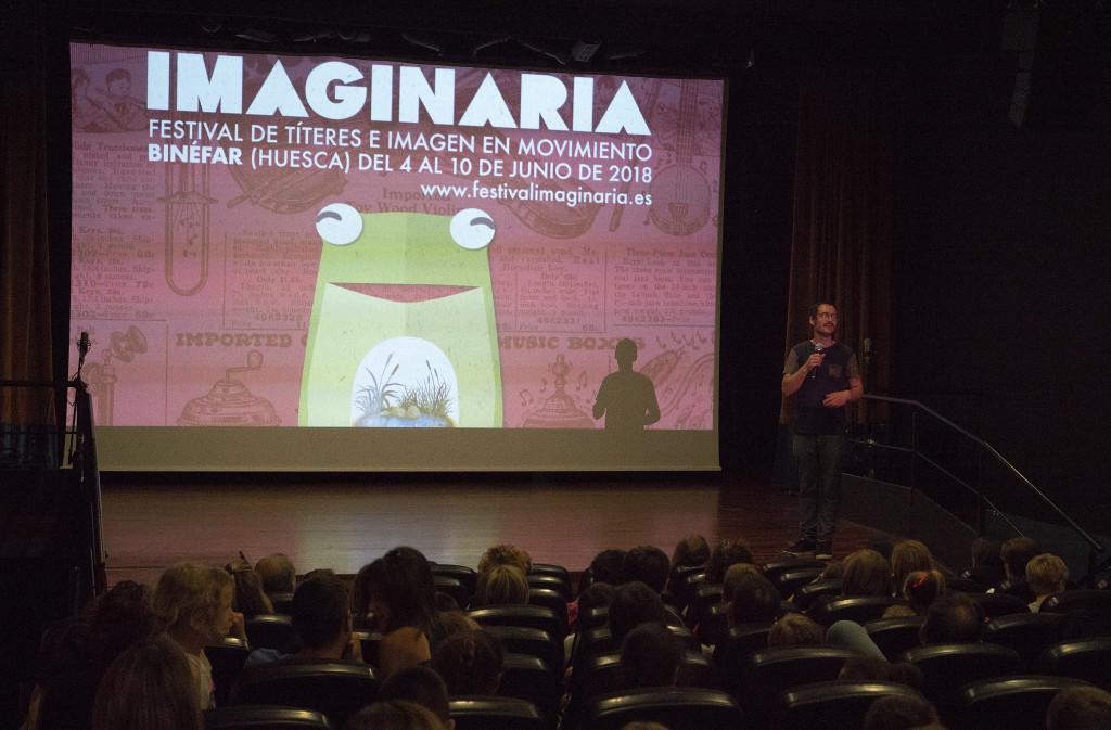 Cultura de vanguardia en Festival Imaginaria: teatro, música, cine de animación y una orquesta digital del dúo inglés Addictive TV