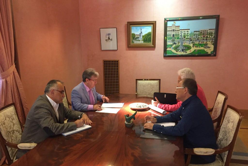 El Chusticia elaborará un informe recogiendo las reivindicaciones históricas de las comarcas del sur de Aragón
