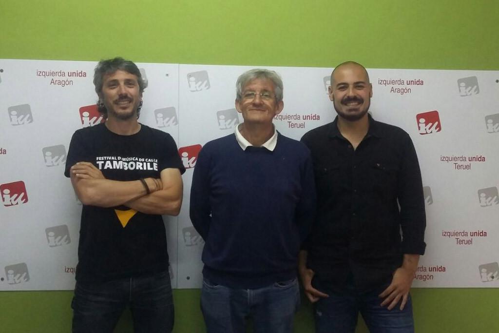 Renovación de Cargos en Izquierda Unida Teruel local y comarcal