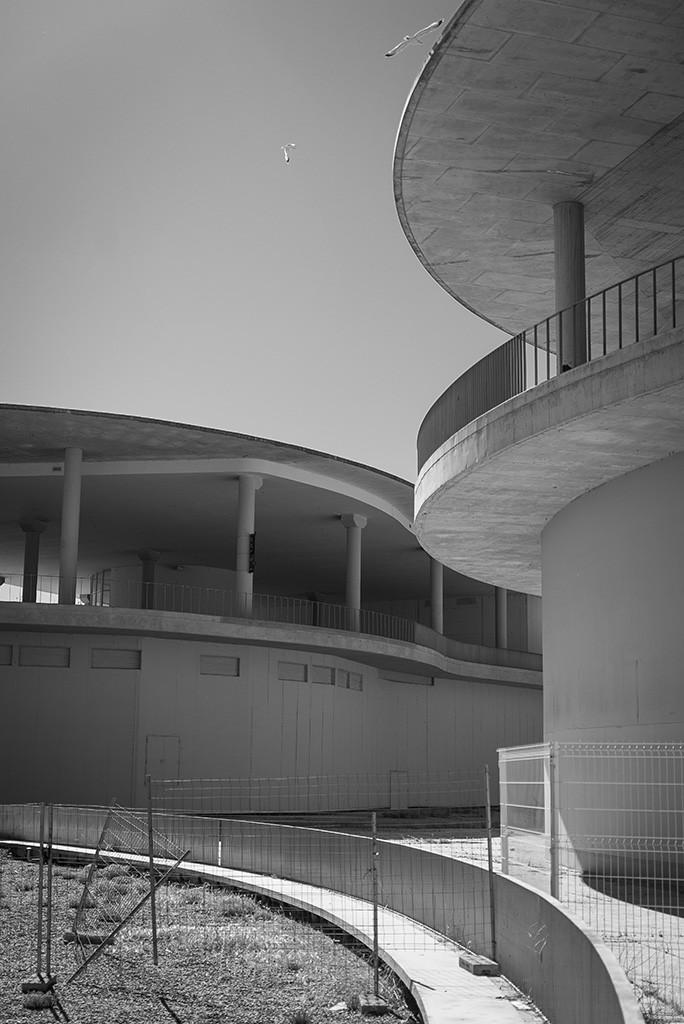 Recinto de la Expo 2008 en la actualidad. Foto: Pablo Ibáñez (AraInfo)