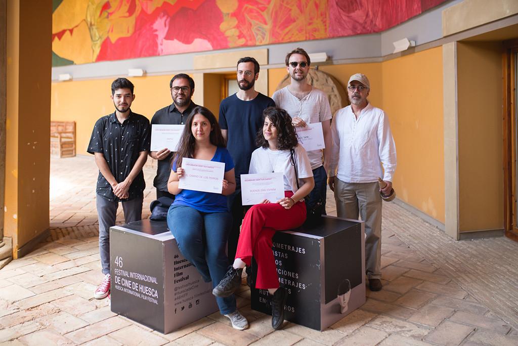 El corto rumano 'Miss Sueño', el mexicano 'La Huella' y el finlandés 'Waste No.1 Money', premios danzante del 46º Festival Internacional de Cine de Uesca