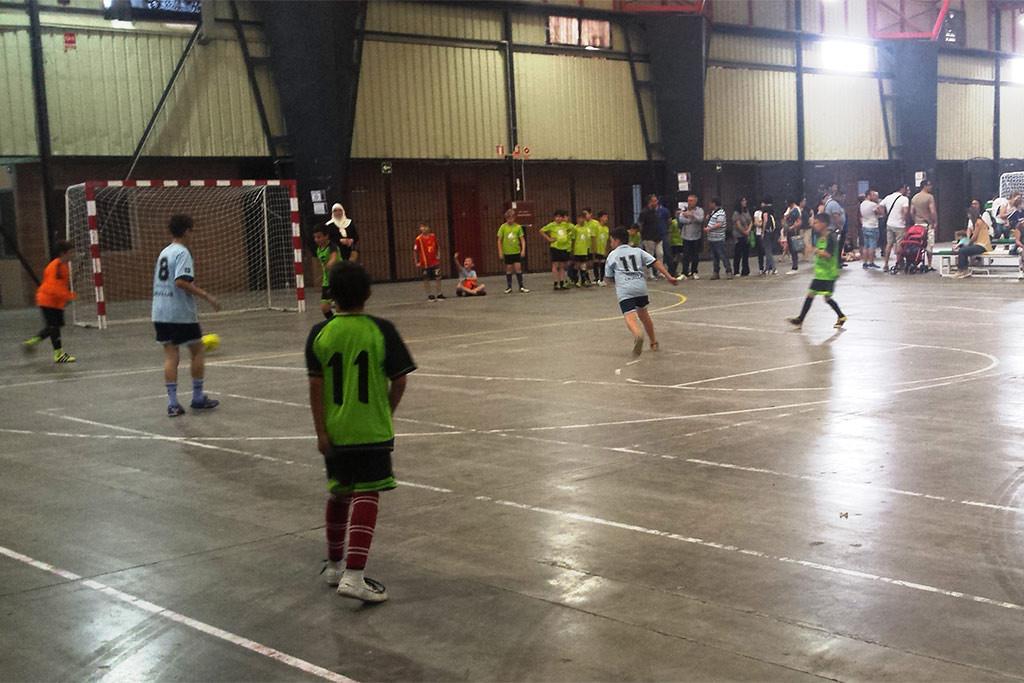 El futbol sala de la Cinca Baixa celebra el fin de temporada con una cifra record de participantes