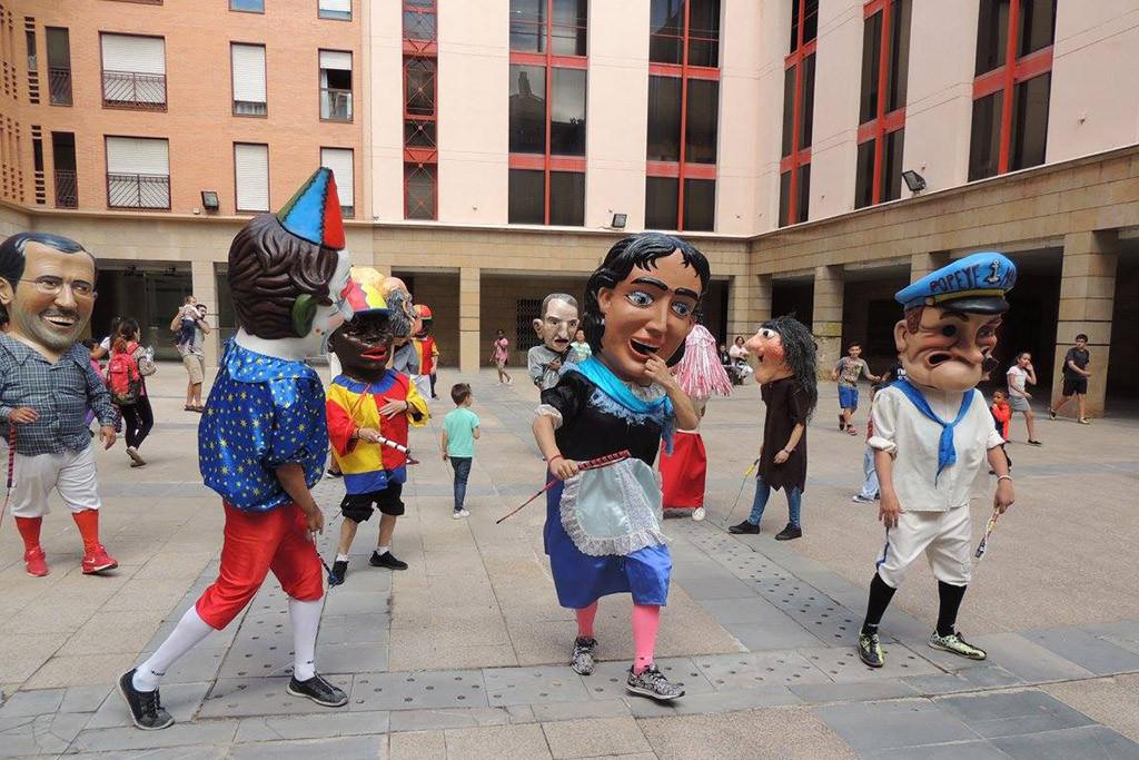 El Gancho celebra sus fiestas populares con el lema «Barrio Divercho»
