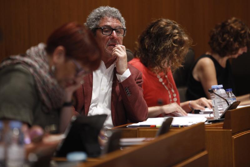 La ley de actualización de los derechos históricos de Aragón supera el trámite parlamentario