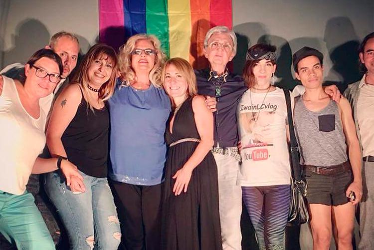 El Orgullo BNF18 premia la labor de Belentuela Belentuelilla por su caravana de la diversidad