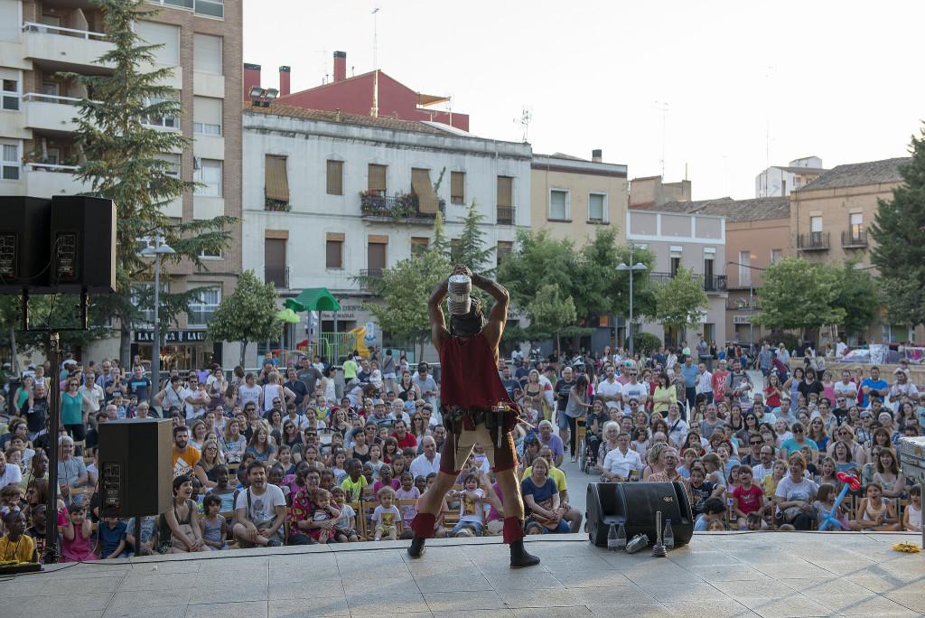 Imaginaria busca personal voluntario para colaborar en la VII edición del Festival de Títeres e Imagen en Movimiento de Binéfar