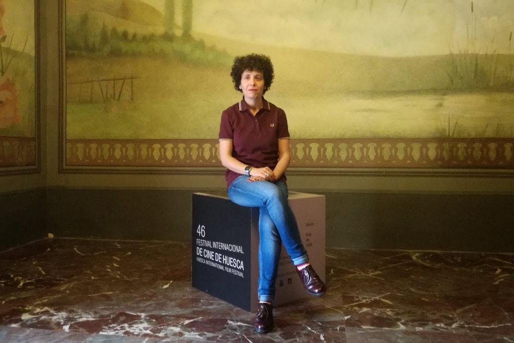 El documental sobre Sergio Algora presenta sus primeras imágenes en el Festival Internacional de Cine de Uesca