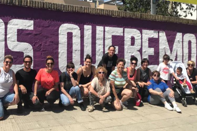 La Coordinadora 8M Ribera Alta del Ebro y la Asociación de Mujeres de Alagón organizan la I Edición del 'Noviembre Feminista'