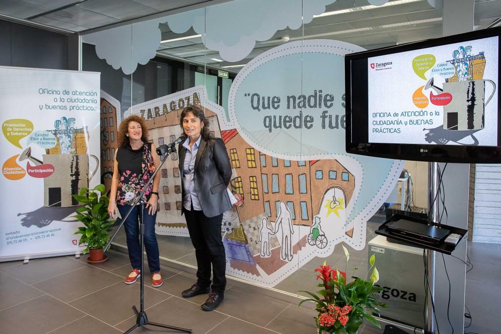 Zaragoza pone en marcha una nueva Oficina de Atención a la Ciudadanía y Buenas prácticas en los servicios sociales