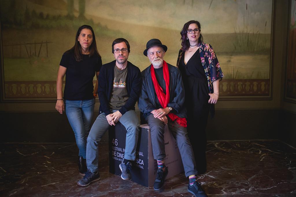 El payaso Marcelino y el cortometraje 'Mermelada de moras', protagonistas en el 46º Festival Internacional de Cine de Uesca