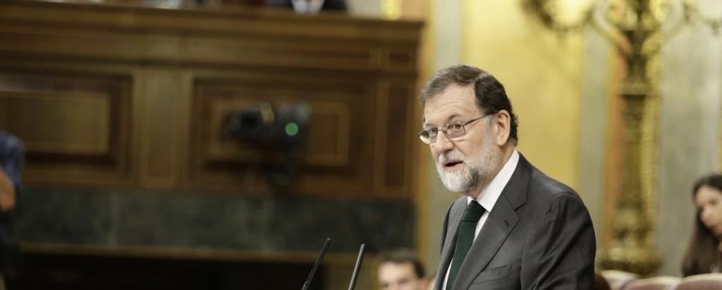 La corrupción acaba con el gobierno de M. Rajoy