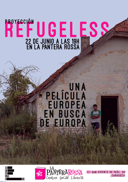 Refugeless Cartel Pantera zgz