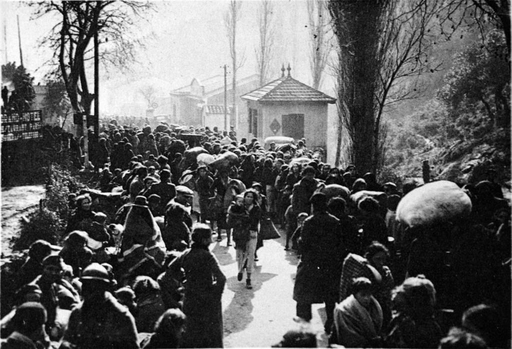 Conmemoración del 80 aniversario de La Bolsa de Bielsa