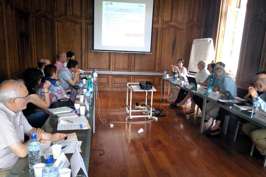 Aragón participa en Pau en una reunión para desarrollar herramientas que mejoren el nivel de digitalización del aragonés