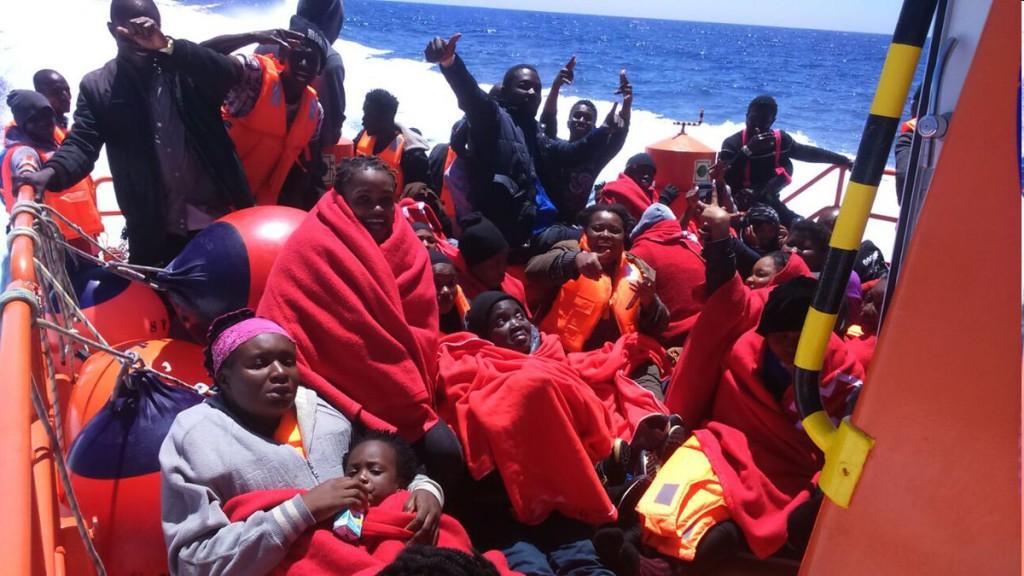 CGT Mar y Puertos denuncia la situación de desborde de las tripulaciones de Salvamento Marítimo