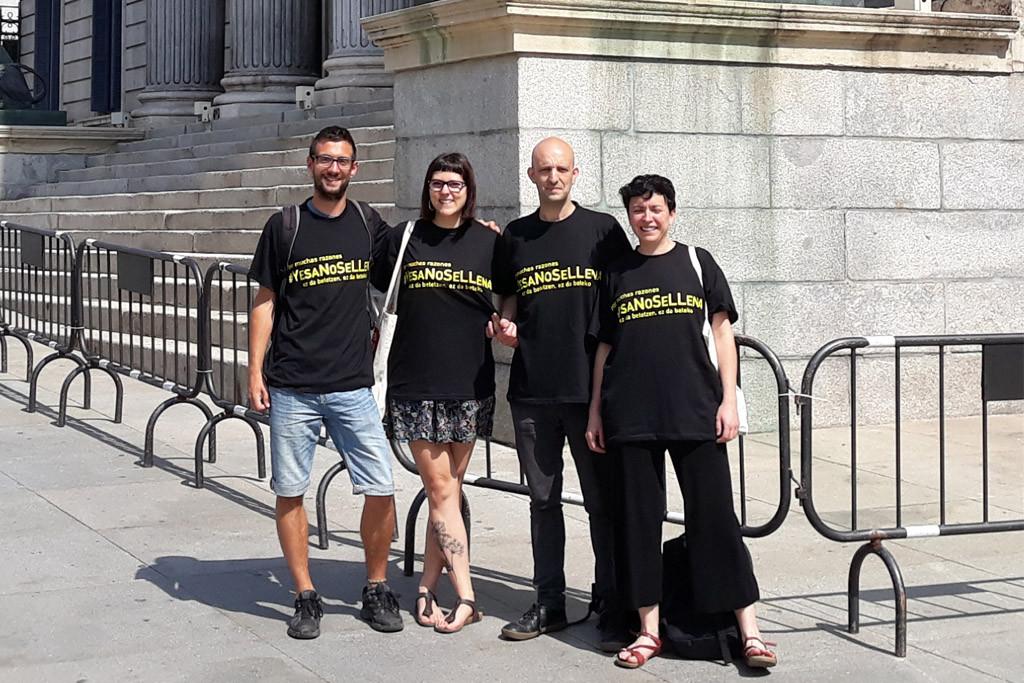 """Yesa+No y Río Aragón responden a Ribera: """"El conflicto de Yesa sigue abierto y merece una resolución urgente"""""""