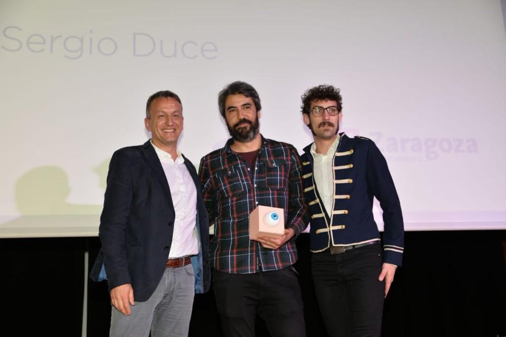 'La tierra muerta' de Sergio Duce, ganador del I Festival Zaragoza en Corto