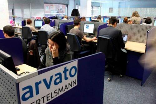 Una sentencia demuestra el fraude de los contratos temporales que realiza Arvato-Qualytel Zaragoza