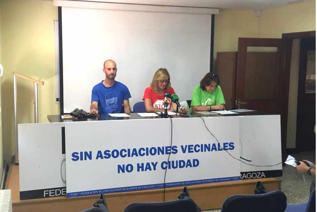 Colectivos contra los desahucios denuncian que la situación de la vivienda hoy es la misma que en 2013