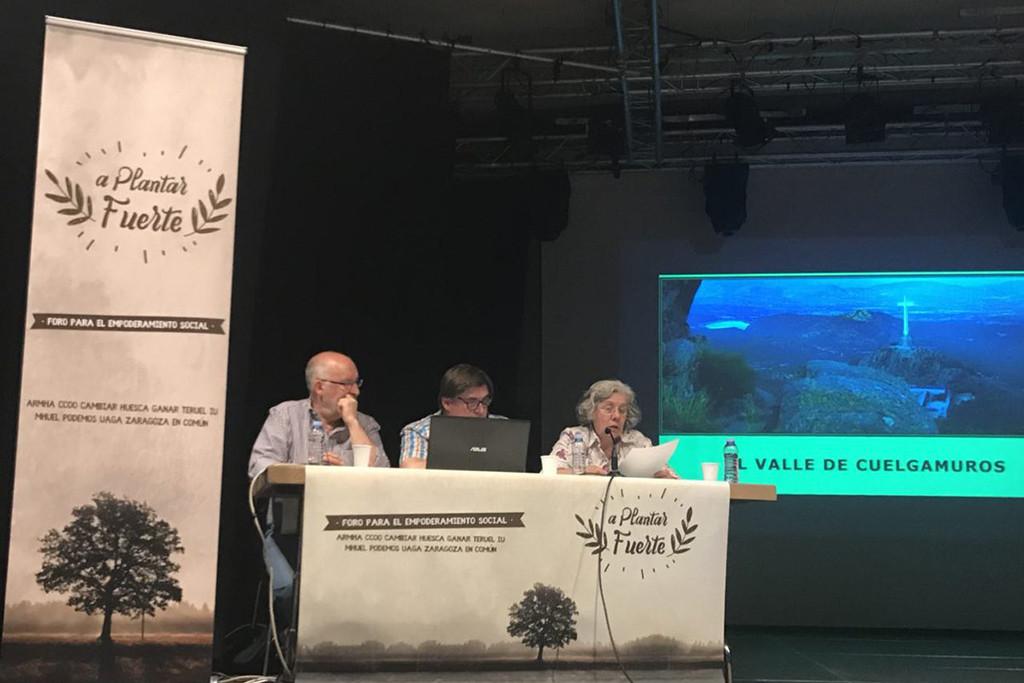 """Zaragoza celebra este lunes el cuarto Foro de Empoderamiento Social en Aragón con el lema """"A plantar derechos. Justicia es libertad"""""""