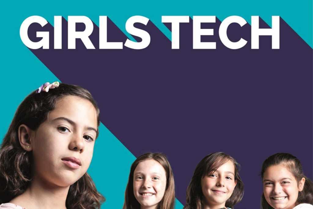 GirlsTech, el programa de formación en ciencia y tecnología para niñas, llega a Zaragoza