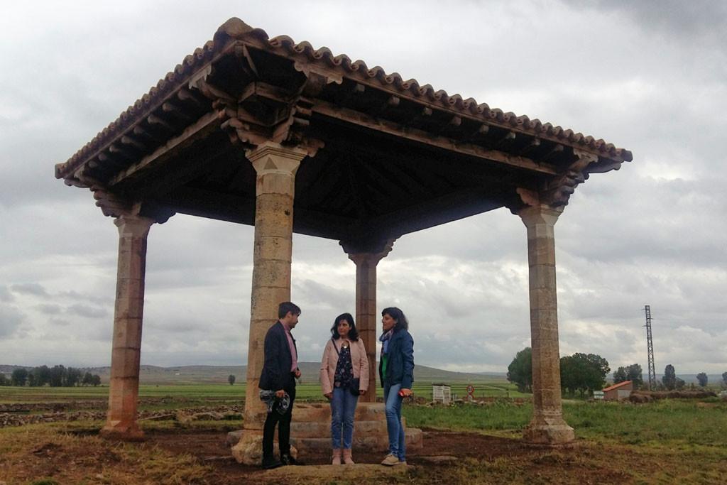 Cultura restaurará el Humilladero de Visiedo durante el verano
