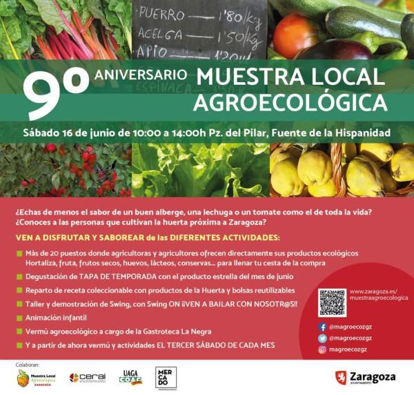 ix aniversario agroecológico