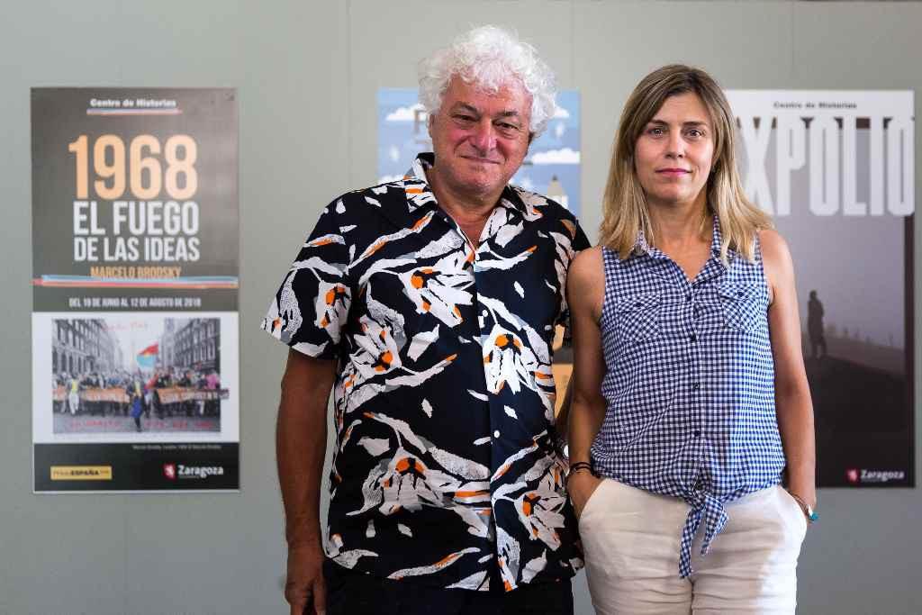 La aragonesa Judith Prat y el argentino Marcelo Brondsky inauguran el PhotoEspaña en Zaragoza