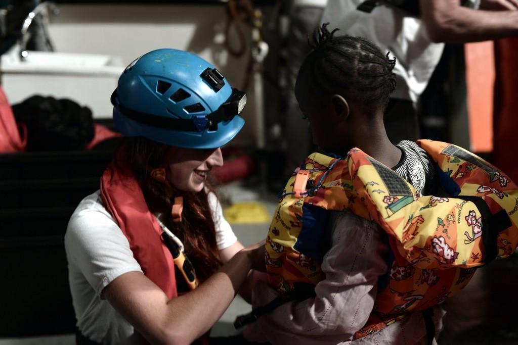 València acogerá a las 629 personas migrantes del Aquarius despreciadas por el ministro de Interior italiano