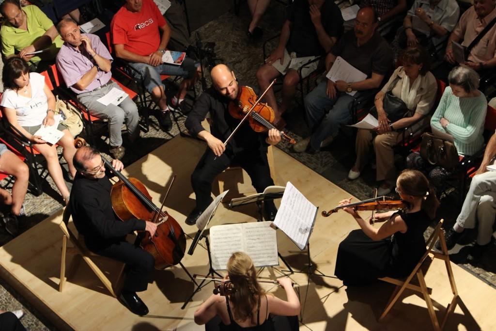 Zaragoza acoge el VII Festival Internacional de Música de Cámara de Musethica
