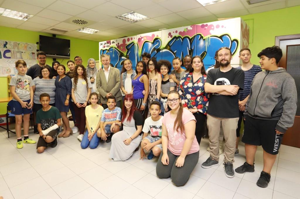 Zaragoza llegará a más de 1000 familias de la margen izquierda con actividades escolares y de tiempo libre